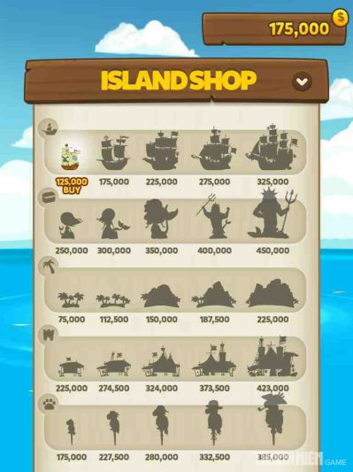 Pirate Kings một game siêu hot trên Facebook1