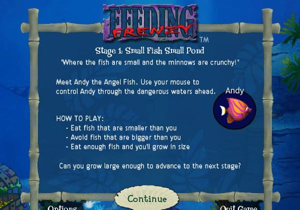feeding-frenzy-tai-game-offline-ca-lon-ca-be-co-dien-cho-may-tinh-2